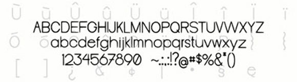 Some typeface and text logo designs.  		<br />  		Adobe Illustrator, Wacom tablet, TypeLight