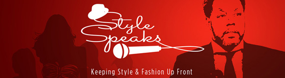 Flyer for fashion & style blogger Ronald Byrd.  		<br />  		Adobe Photoshop, Wacom tablet